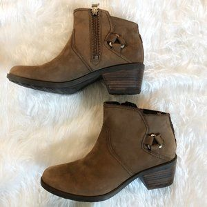 Teva Foxy Leather Ankle Bootie Size 8
